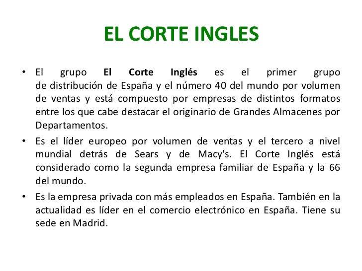 e6ad24a0f EL CORTE INGLES• ...