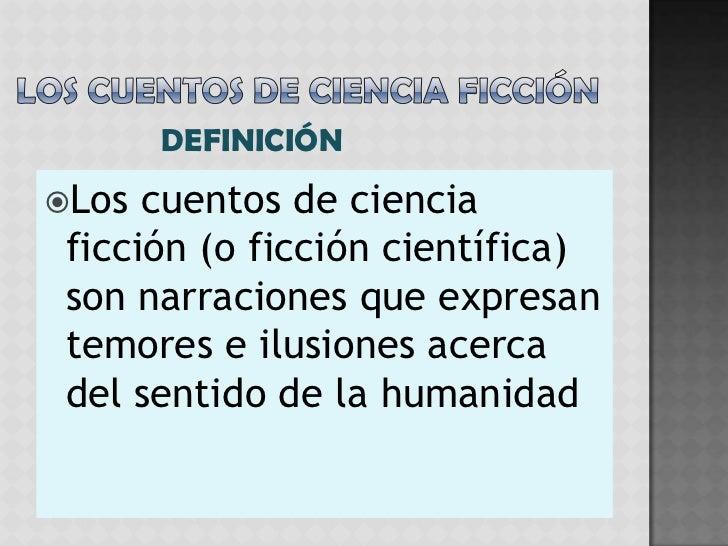 genero de ciencia ficcion literatura latina - photo#13