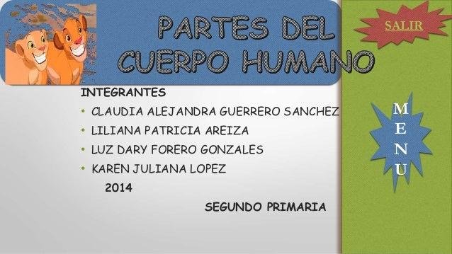 INTEGRANTES  • CLAUDIA ALEJANDRA GUERRERO SANCHEZ  • LILIANA PATRICIA AREIZA  • LUZ DARY FORERO GONZALES  • KAREN JULIANA ...