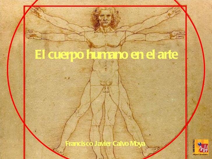 El cuerpo humano en el arte
