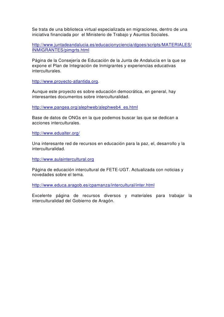 El curriculum intercultural inclusivo en la accion for Junta de andalucia educacion oficina virtual