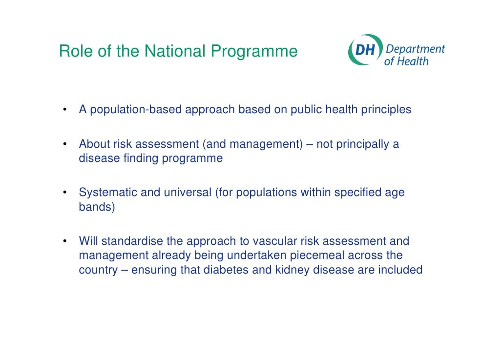 proposal for obesity management programme Interventions to incorporate local information, and integration of the programme into other initiatives in the community  approach to obesity prevention.