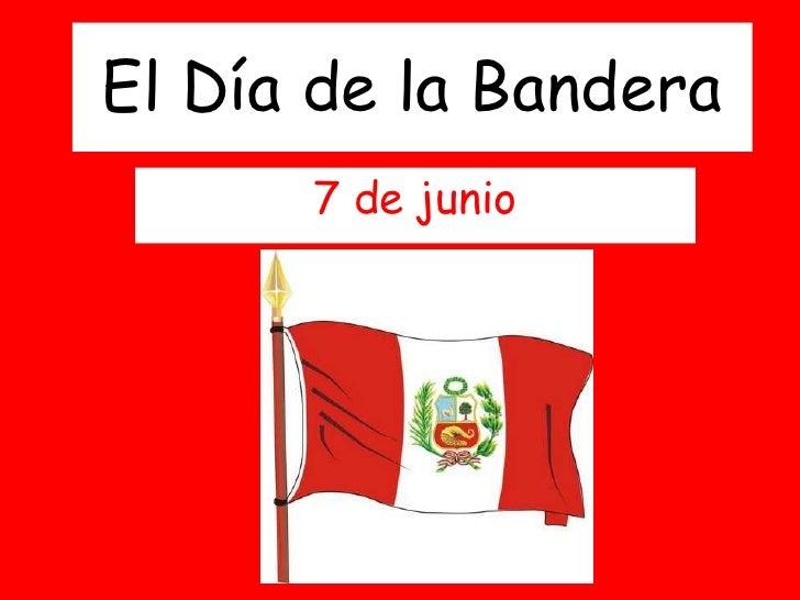 Resultado de imagen para Foto Perú: Día de la Bandera.