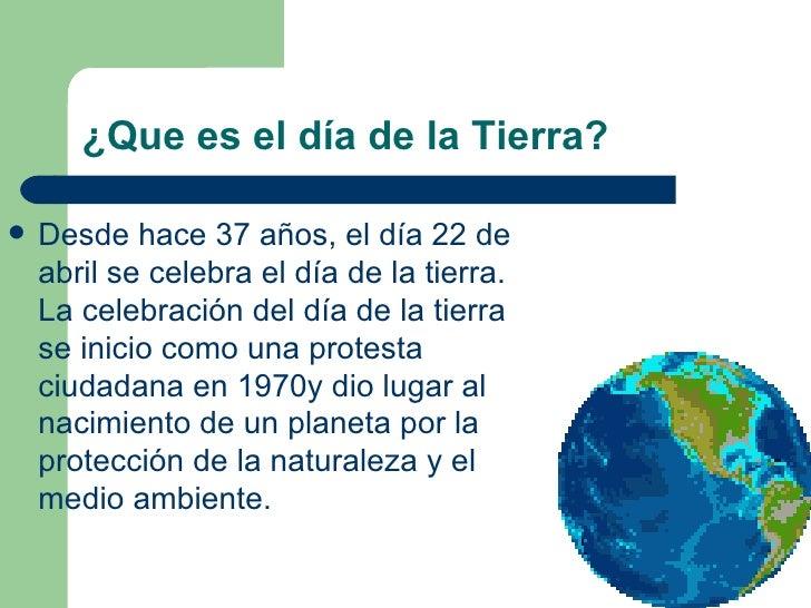 Resultado de imagen para 22 DE ABRIL DÍA DE LA TIERRA