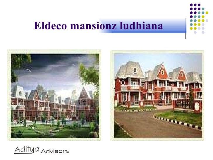 Eldeco mansionz for Kitchen 95 ludhiana