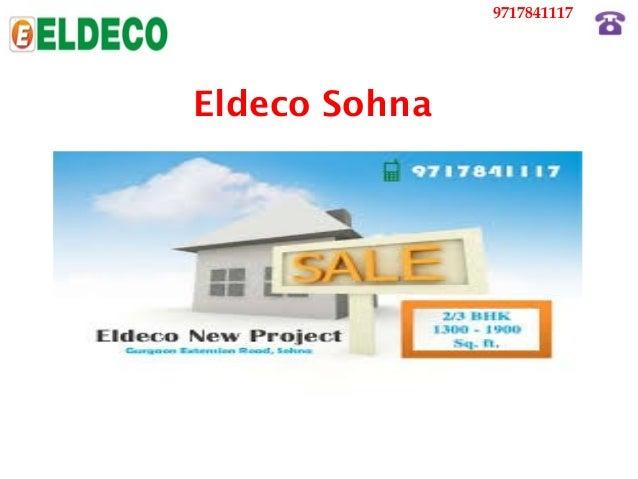 9717841117  Eldeco Sohna
