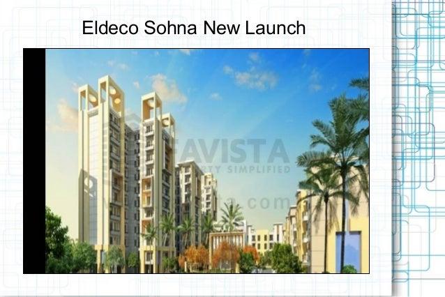 Eldeco Sohna New Launch