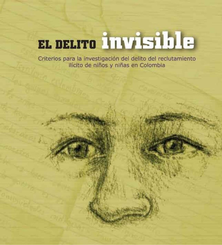 el delito invisible
