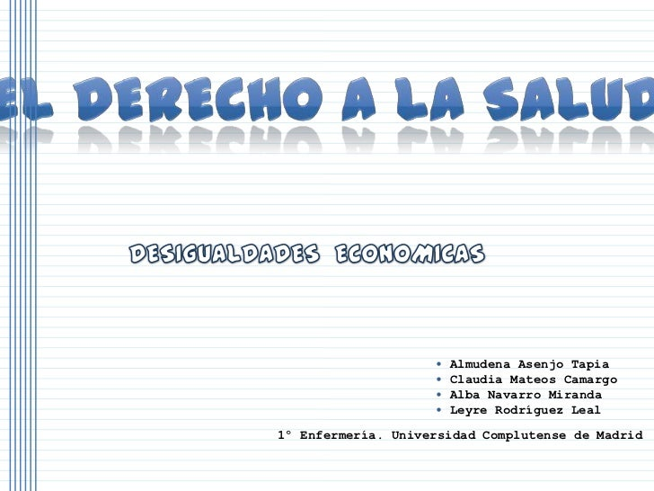 •   Almudena Asenjo Tapia                    •   Claudia Mateos Camargo                    •   Alba Navarro Miranda       ...