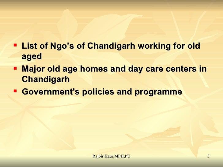 Elderly Care Slide 3