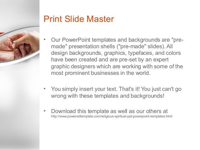 Elderly care powerpoint template by poweredtemplate 3 print slide master our powerpoint templates toneelgroepblik Images