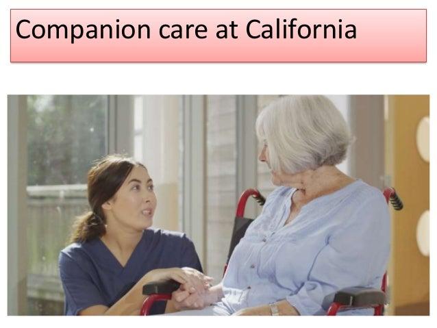 Elderly companion care youinmind hcs