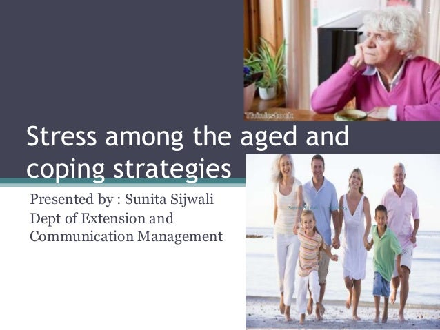 Tru Online Courses >> Stress among elderly