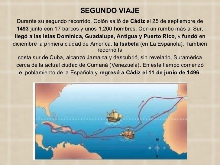 El descubrimiento y la conquista de Amrica