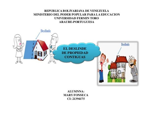 REPUBLICA BOLIVARIANA DE VENEZUELA MINISTERIO DEL PODER POPULAR PARA LA EDUCACION UNIVERSIDAD FERMIN TORO ARAURE-PORTUGUES...