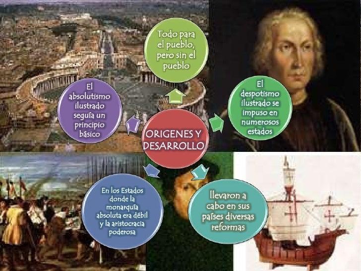 El despotismo ilustrado y sus intelectuales 2[1] Slide 3