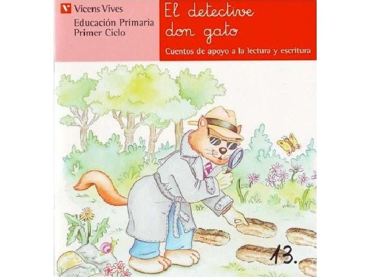 El detective don gato