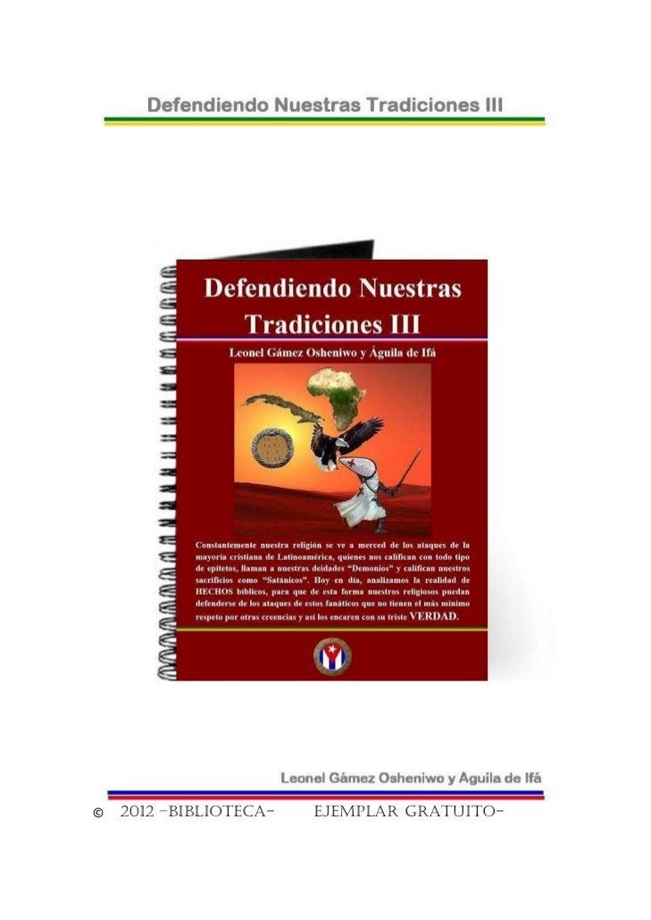 ©   2012 –BIBLIOTECA-   EJEMPLAR GRATUITO-