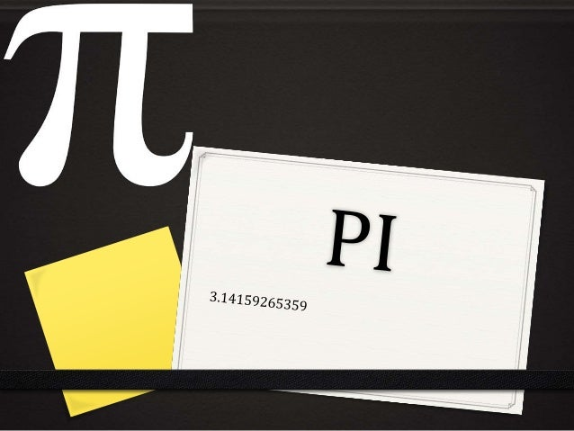Usa los primeros 768 dígitos decimales de Pi para que se comporten como una cadena de aminoácidos en una proteína. En otra...