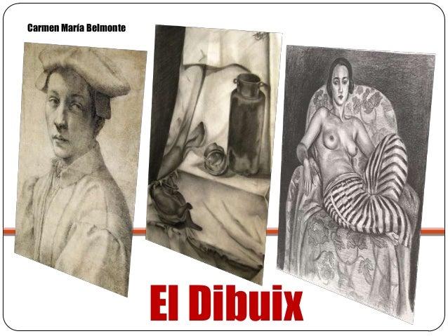 Carmen María Belmonte                        El Dibuix