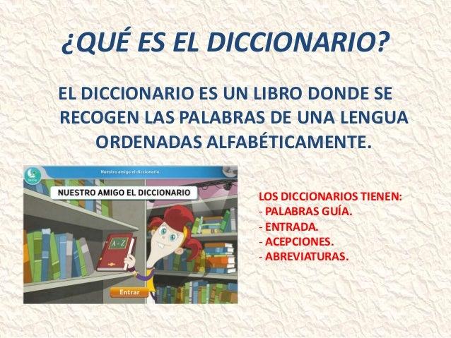 K Es Un Bisonte El diccionario...