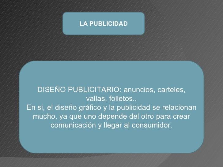 El dise o gr fico y la publicidad for Diseno publicitario pdf