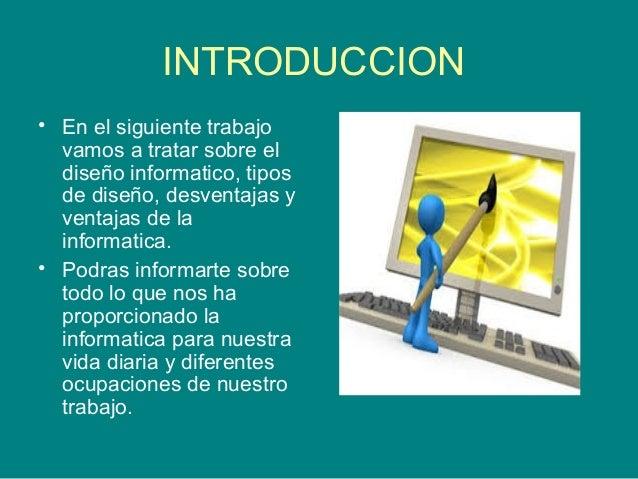 Dise o informatico for Diseno arquitectonico informatica