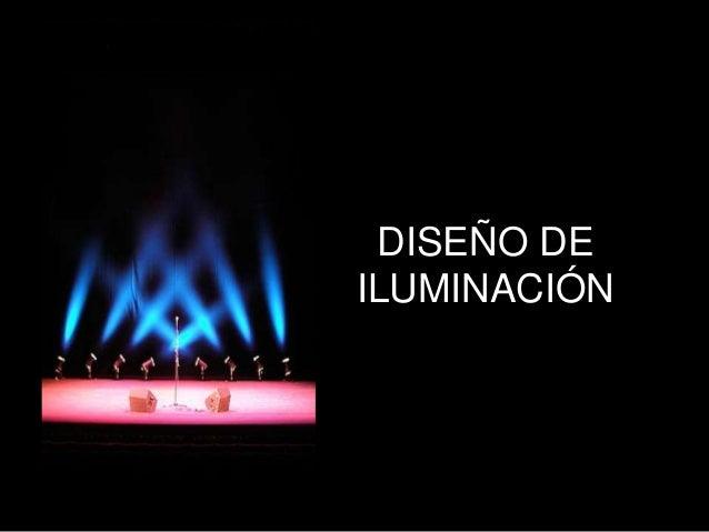 El diseño teatral iluminación - photo#32