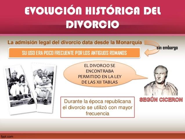 El Matrimonio Romano Evolucion Historica : El divorcio en derecho romano y segun cc peruano