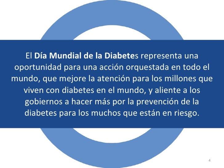 El Día Mundial de la Diabetes y Carlos Torres