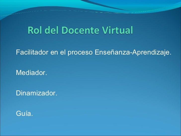 El docente virtualfinal Slide 3