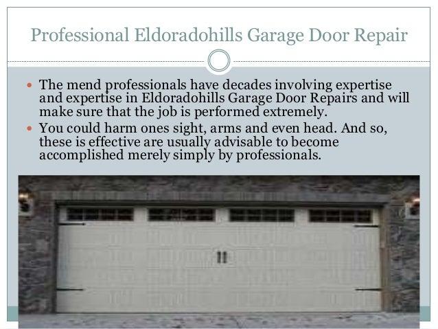 6. Professional Eldoradohills Garage Door Repair ...