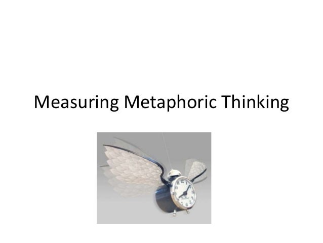 Measuring Metaphoric Thinking