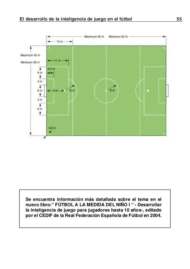 """56 El desarrollo de la inteligencia de juego en el fútbolHorst Wein- Licenciado con diploma enEducación Física del""""Deutsch..."""