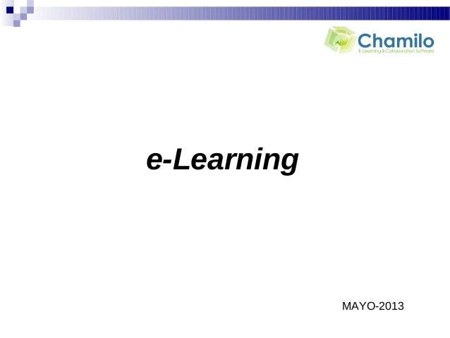 MAYO-2013e-Learning