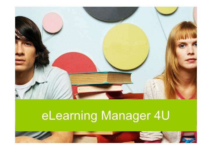 eLearning Manager 4U