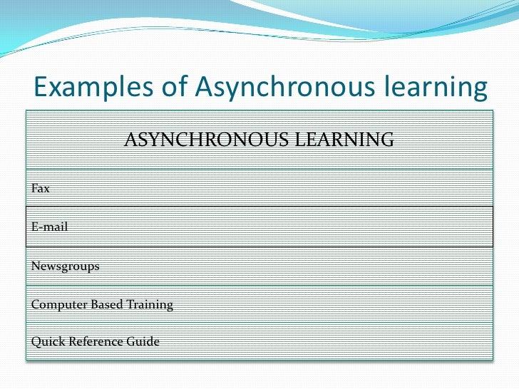 The course is continually renewed through feedback from learners</li></li></ul><li>LEARNER MONITORING:<br />Learners learn...