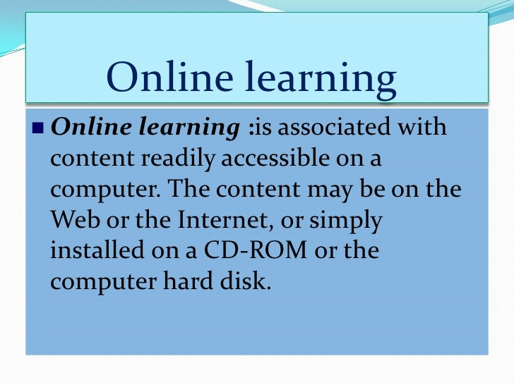 E-learning strategy diagram for powerpoint presentations, download.