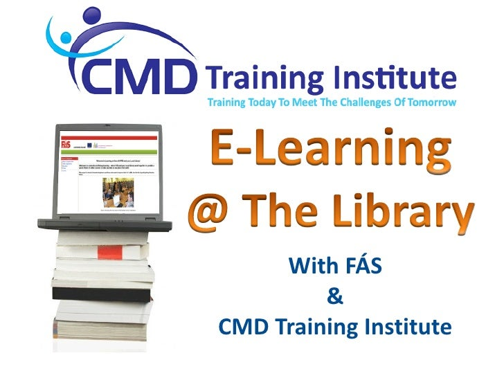 With FÁS         &CMD Training Institute