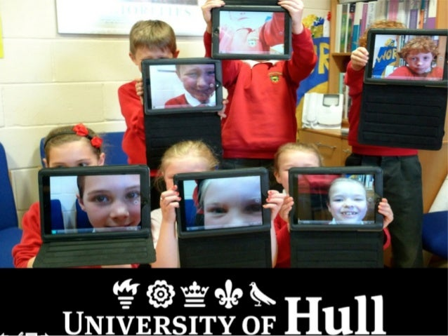 Researching Tablet Computers and their Distinctive Pedagogies  Dr. Kevin Burden: The University of Hull