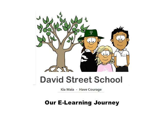 Our E-Learning Journey