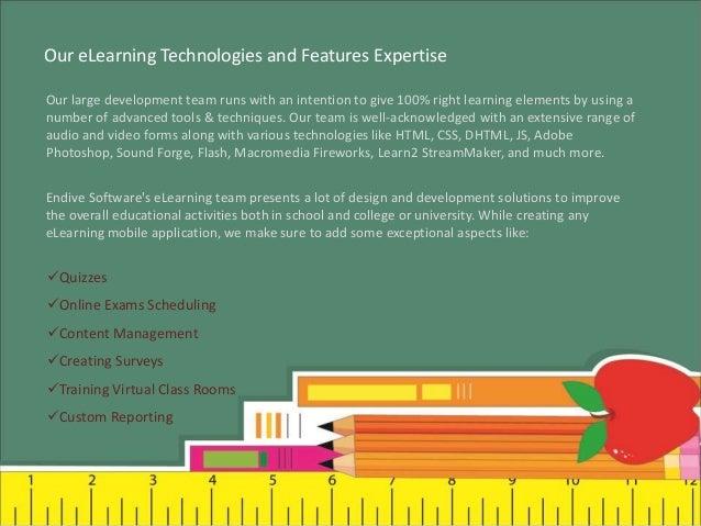 E Learning Mobile App Development