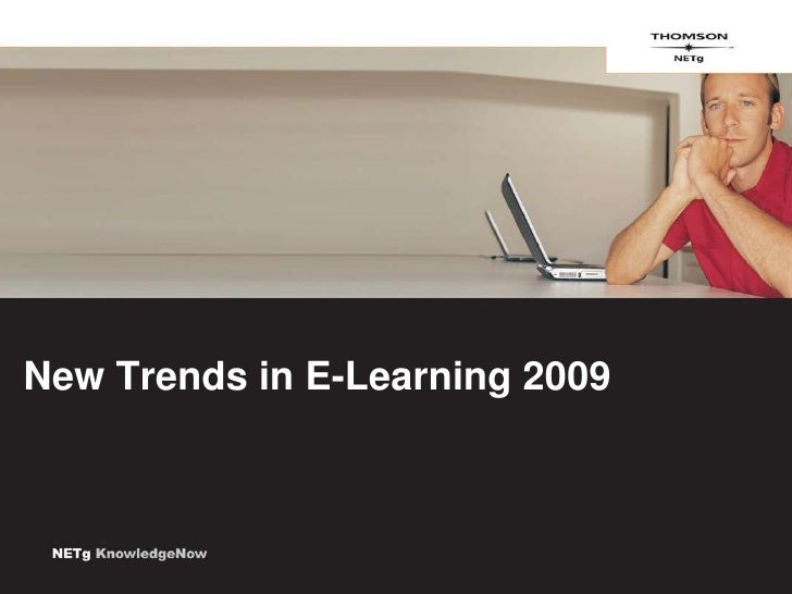 New Trends in E-Learning 2009