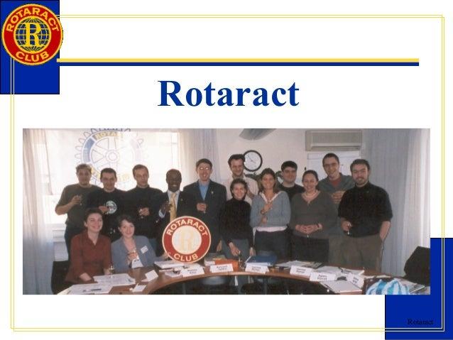 Rotaract  Rotaract