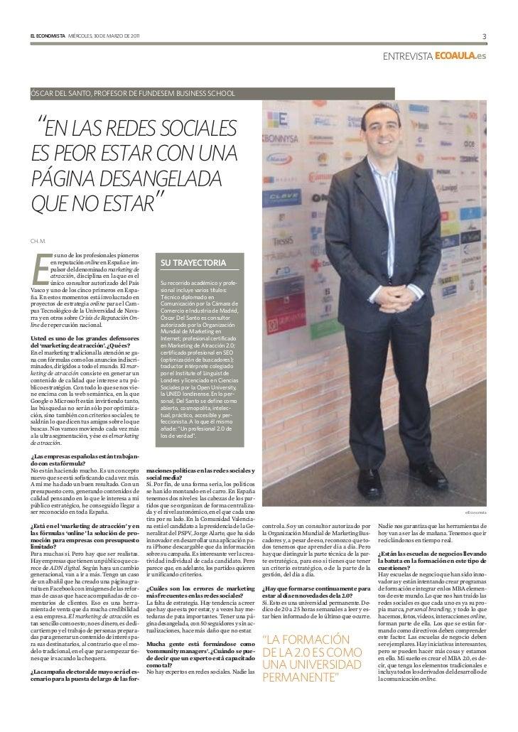 Entrevista                            Universidades                 Formación                               FormaciónÓscar...