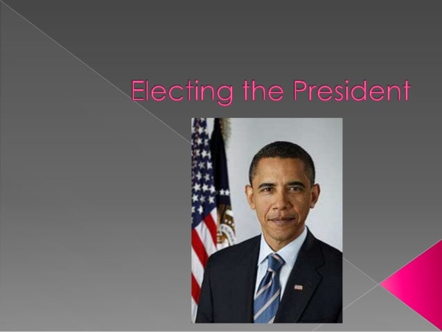    1. Congress votes   2. Direct popular vote Compromise: electoral college system Why did the founders of the U.S. ch...