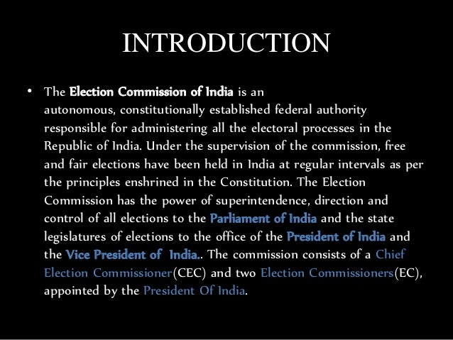 free and fair elections in india What are the different measures taken to ensure free and fair elections in india for the successful working of democracy in the country, it is necessary that the elections must be free and fair.