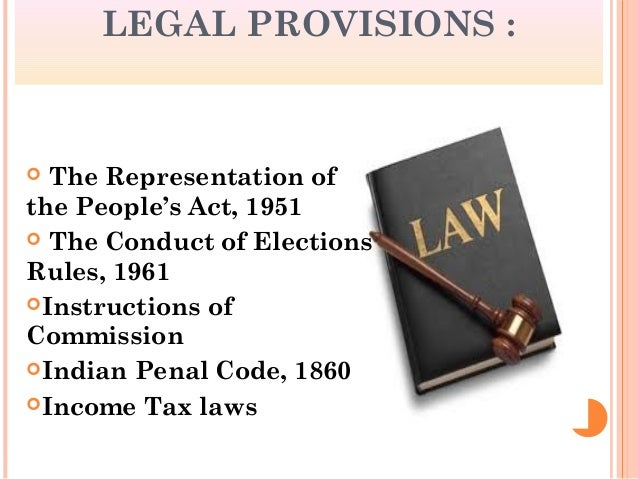 ELECTION LAWS IN INDIA PDF DOWNLOAD