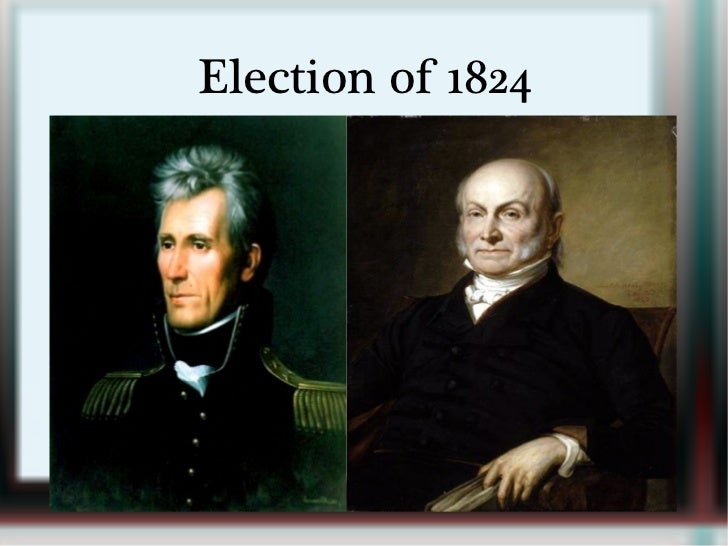 Election of 1824