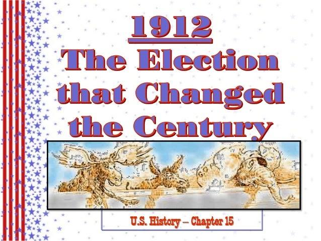 U.S. History – Chapter 15
